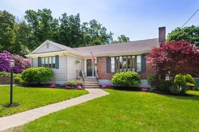 stoneham Single Family Home Under Agreement: 16 Evergreen Road