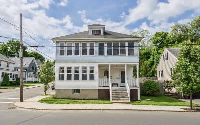 Beverly Condo/Townhouse Under Agreement: 30 Greene St #A