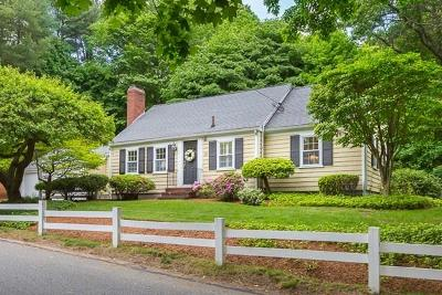 Wenham Single Family Home Price Changed: 10 Foster Street