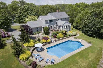 Duxbury Single Family Home For Sale: 149 Island Creek Rd
