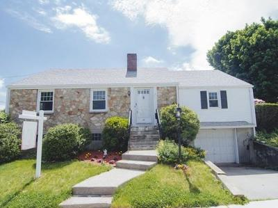 Quincy Single Family Home Under Agreement: 26 Chickatabot Rd