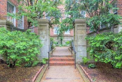 Cambridge Condo/Townhouse Under Agreement: 79 Martin St #3
