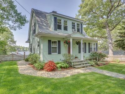 Lynnfield Single Family Home Under Agreement: 74 Oakridge Terrace