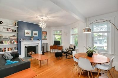 Brookline Condo/Townhouse Under Agreement: 299 Tappan St #4
