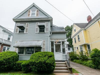 Newton Single Family Home Under Agreement: 34 Irving St