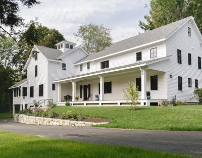 Single Family Home For Sale: 112 North Road