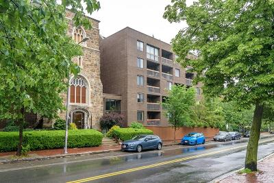 Cambridge Condo/Townhouse Under Agreement: 321 Harvard St #305