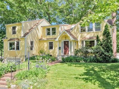 Needham Single Family Home Under Agreement: 26 Highgate St