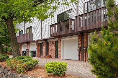 Watertown Condo/Townhouse Contingent: 282 Mount Auburn Street #282