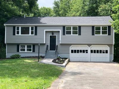 Holliston Single Family Home Under Agreement: 61 Dodd Drive