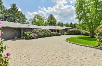 Brookline Single Family Home Under Agreement: 9 Singletree Rd