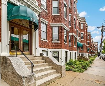 Condo/Townhouse For Sale: 319 Allston St #6