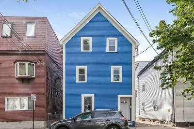 Cambridge Condo/Townhouse Under Agreement: 159 5th Street #3