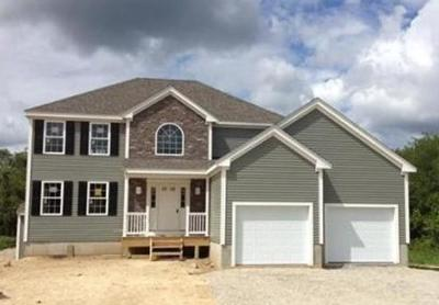 Berkley Single Family Home For Sale: Lot 2 Ridge St