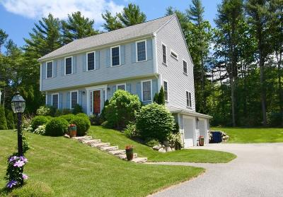 Middleboro Single Family Home For Sale: 30 Cinnamon Ridge Circle