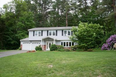 Holliston Single Family Home Under Agreement: 1 Westfield Dr