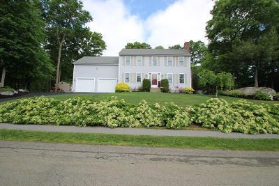 Whitman Single Family Home Under Agreement: 3 Locust Hill Ln