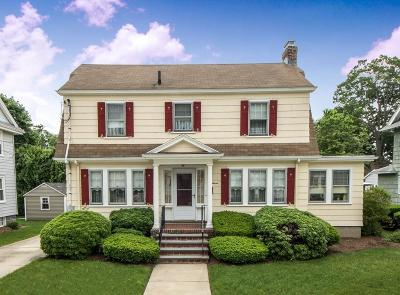 Single Family Home Contingent: 11 Porter Terrace