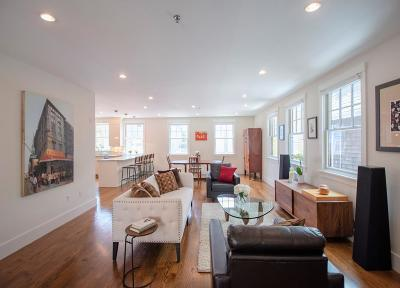 Cambridge Condo/Townhouse Under Agreement: 7 Ballord Place #A