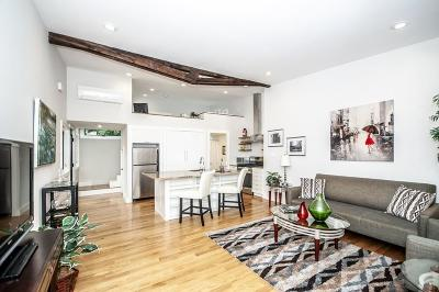 Somerville Condo/Townhouse For Sale: 275 Highland Ave #A