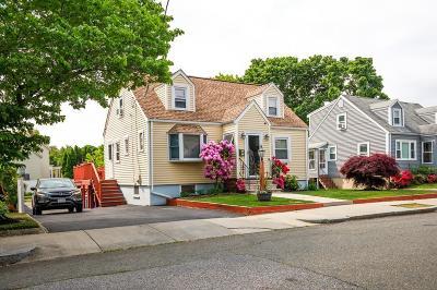 Malden Single Family Home For Sale: 17 Barker Rd