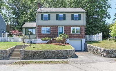 Newton Single Family Home Under Agreement: 8 Hope