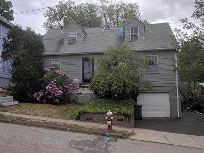 Watertown MA Single Family Home For Sale: $650,000