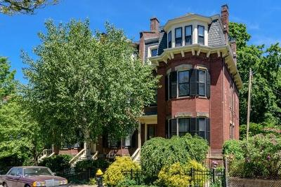Single Family Home For Sale: 26 Greenough Avenue