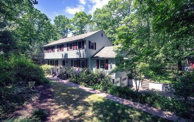 Dedham Single Family Home For Sale: 42 Country Club Road