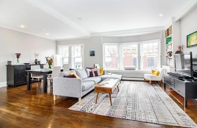 Boston MA Condo/Townhouse Under Agreement: $1,395,000