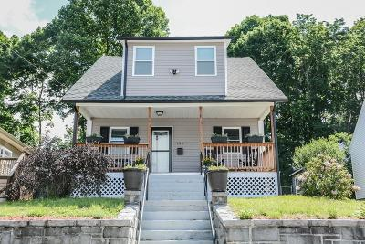 Lowell Single Family Home Under Agreement: 124 Foster St