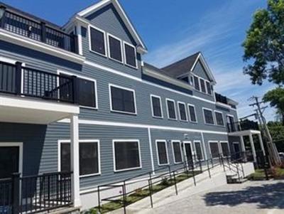 Medford Condo/Townhouse For Sale: 1025 Fellsway #7