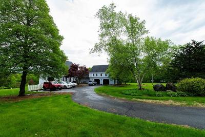 Belchertown Single Family Home For Sale: 140 Old Enfield Rd