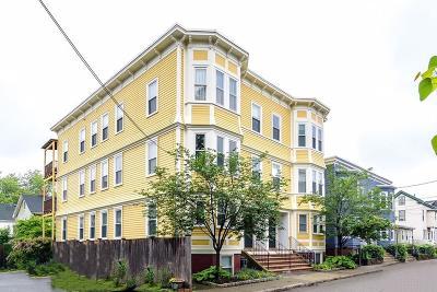 Cambridge Condo/Townhouse Under Agreement: 36 Prince Street #B