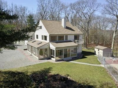 Rehoboth Single Family Home Under Agreement: 221 Rocky Hill Road