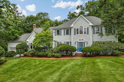 Southborough Single Family Home For Sale: 7 Independence Dr