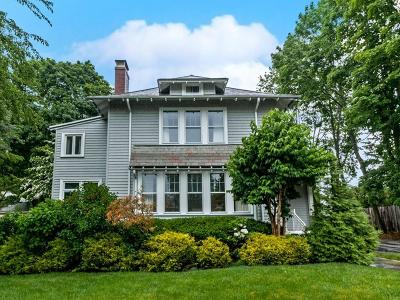 Single Family Home Under Agreement: 261 Commonwealth Ave