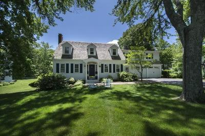 Cohasset MA Single Family Home Contingent: $1,325,000