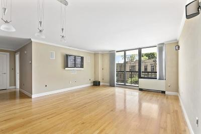 Brookline Condo/Townhouse Under Agreement: 60 Longwood Avenue #301