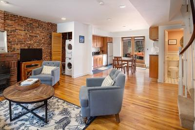 Condo/Townhouse Contingent: 201 W Springfield St #1