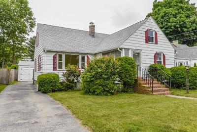 Boston Single Family Home Under Agreement: 81 Joyce Kilmer Rd