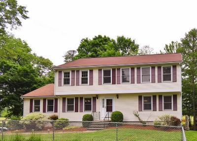 Framingham Single Family Home For Sale: 670 Winter St