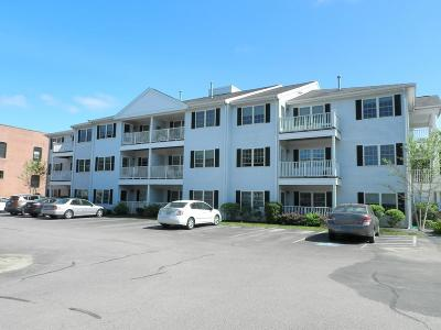 Whitman Condo/Townhouse Under Agreement: 68 Temple St #105
