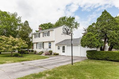 Norwell Single Family Home Under Agreement: 24 Hall Dr