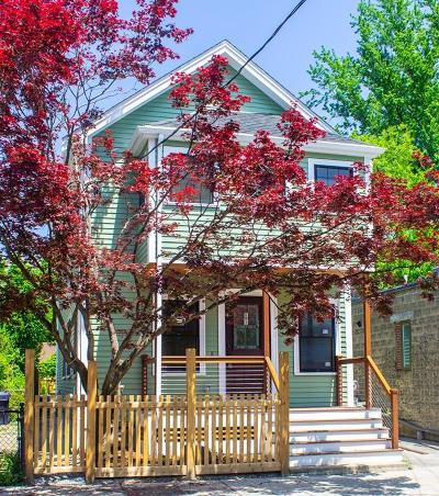 Cambridge MA Single Family Home Contingent: $2,149,000