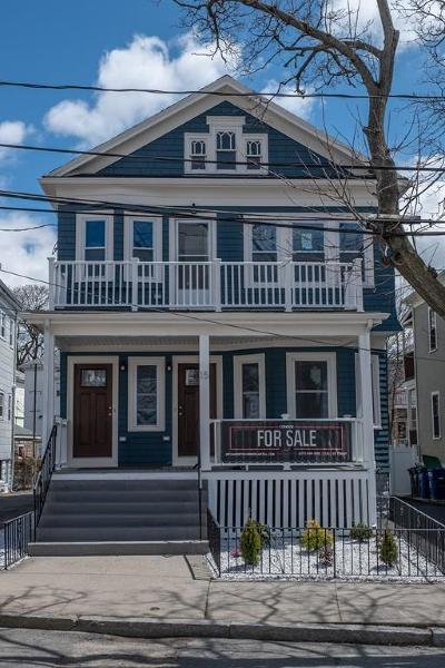 Somerville Multi Family Home For Sale: 15 College Hill Rd