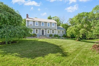 Medway Single Family Home Under Agreement: 22 Fox Run Rd