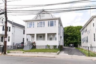 Medford Multi Family Home For Sale: 366 Riverside Ave