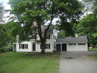 Marlborough Single Family Home For Sale: 305 Hosmer Street