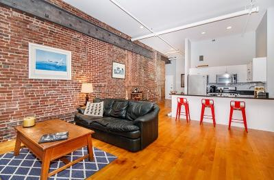 Condo/Townhouse Under Agreement: 70-72 Northampton St #206